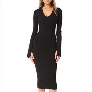 Solace London Raina Dress 4/UK8 NWT